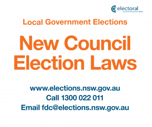 TILE NSWEC NEW ELECTION LAWS